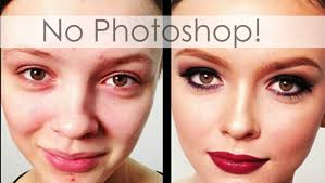 MakeUp con Photoshop