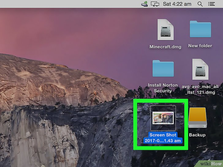 ScreenShoot su Mac