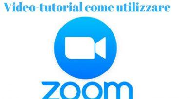 Video Tutorial Zoom